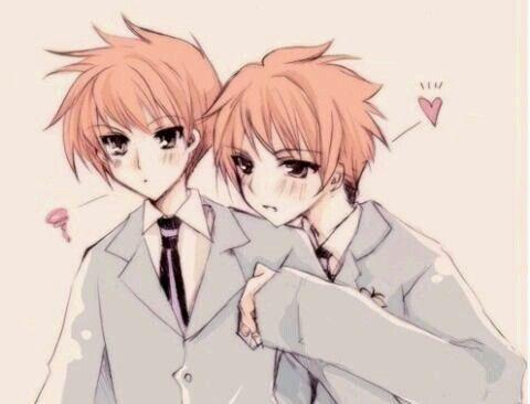 Красивые картинки Хикару и Каору (25)