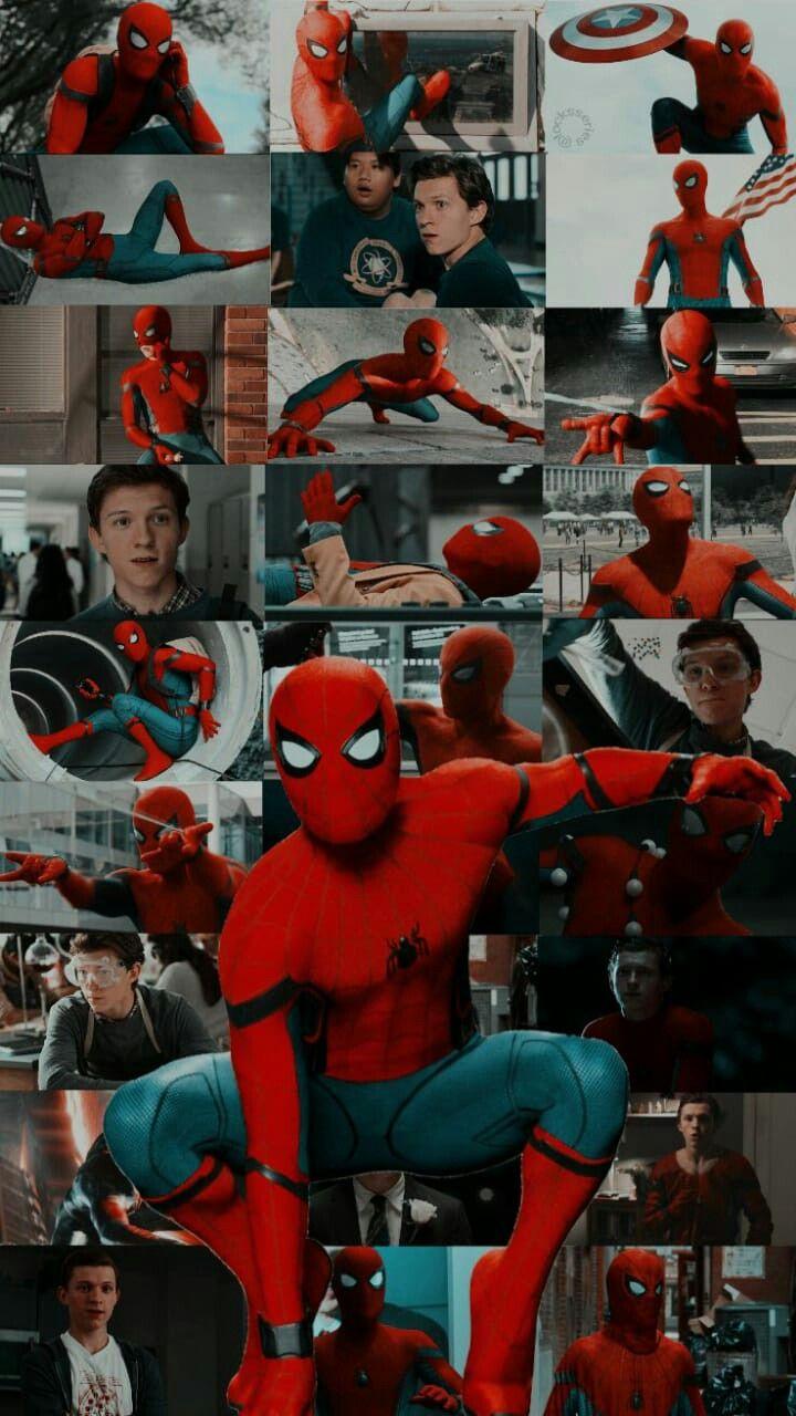 Красивые картинки Человек Паук Марвел   подборка (24)