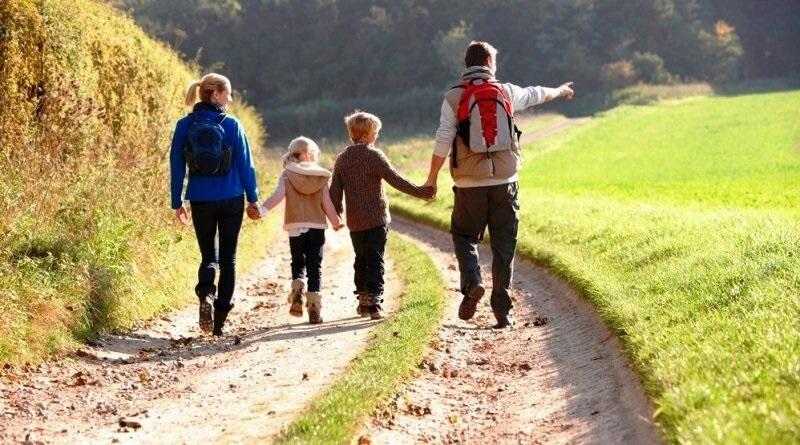 Прогулки на свежем воздухе картинки для детей (1)
