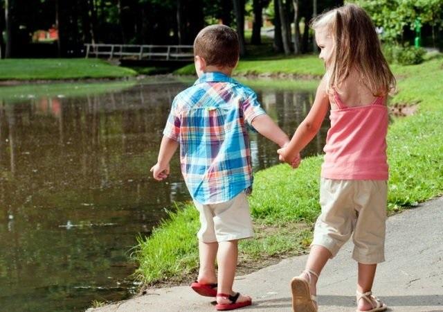 Прогулки на свежем воздухе картинки для детей (10)