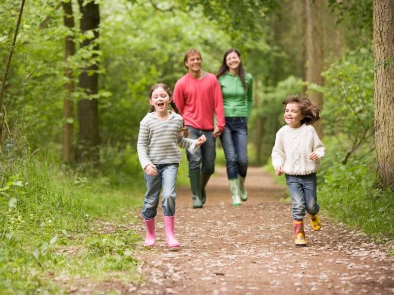 Прогулки на свежем воздухе картинки для детей (18)