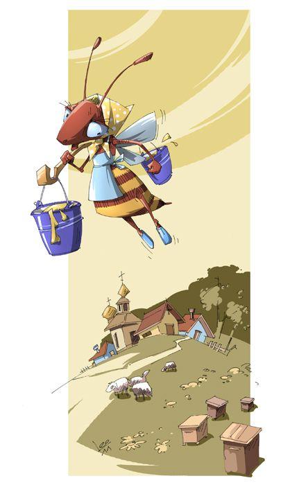 Апрель в картинках для детей - подборки и подделки (8)