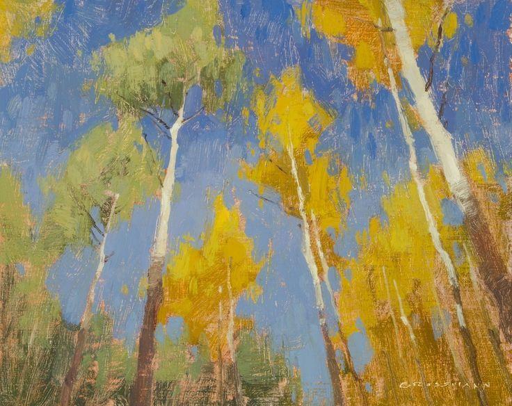 Закат осенью - самые лучшие рисунки и изображения (13)