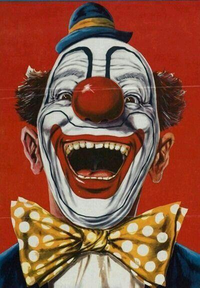 Топовые картинки клоуна на аватарку и аву - подборка (20)