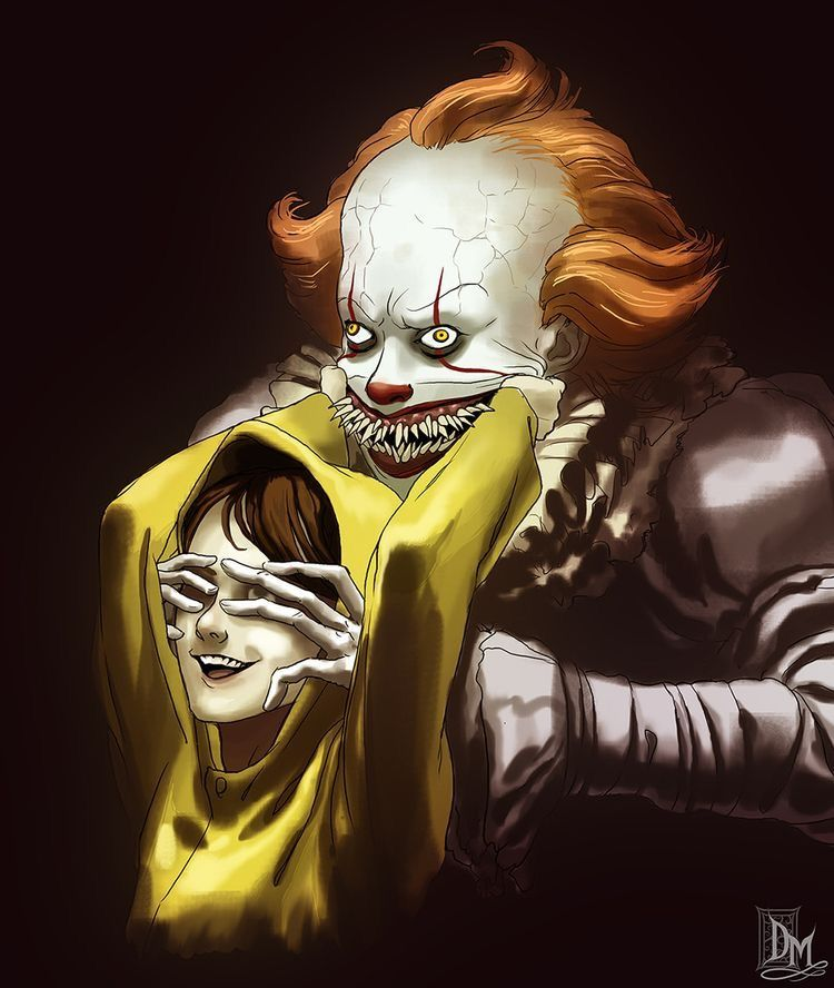 Топовые картинки клоуна на аватарку и аву - подборка (3)