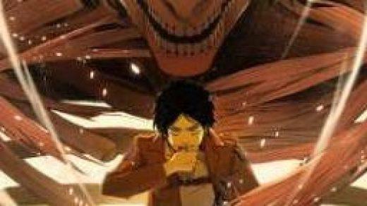 Атака Титанов 4 сезон, арты и картинки из аниме (12)