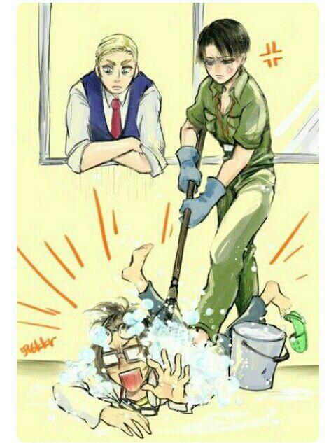 Атака Титанов 4 сезон, арты и картинки из аниме (4)