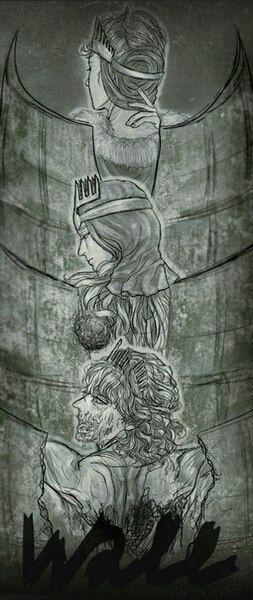 Атака Титанов 4 сезон, арты и картинки из аниме (8)