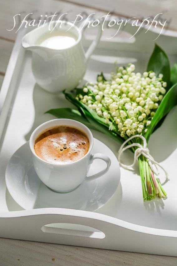 Картинки с добрым утром апрель для друзей и близких (1)