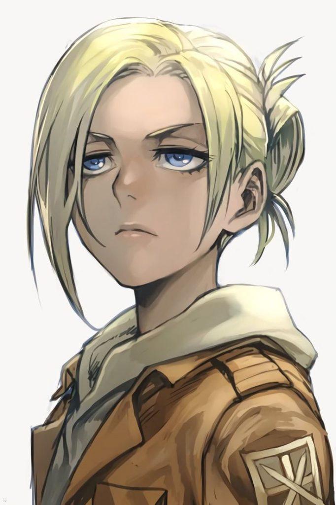 Красивые Аватарки из аниме Атака Титанов - подборка (6)