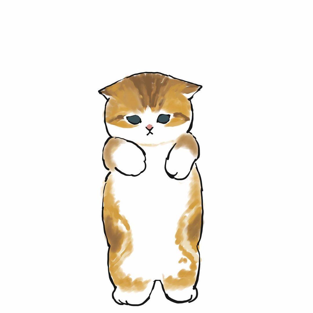 Красивые картинки для срисовки кошечки (16)