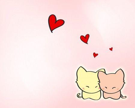 Красивые картинки для срисовки кошечки (5)