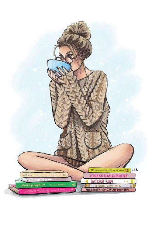 Красивые рисунки карандашом девушка в наушниках (10)