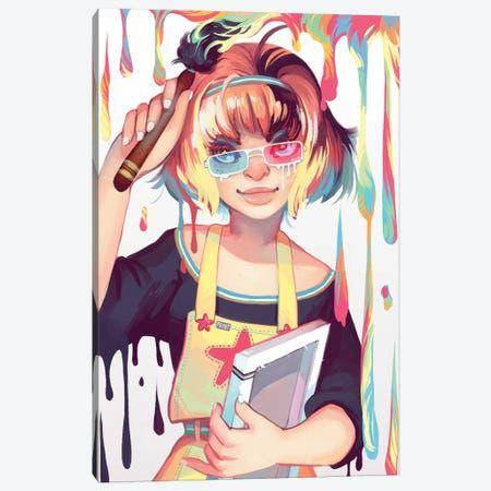 Красивые рисунки карандашом девушка в наушниках (17)
