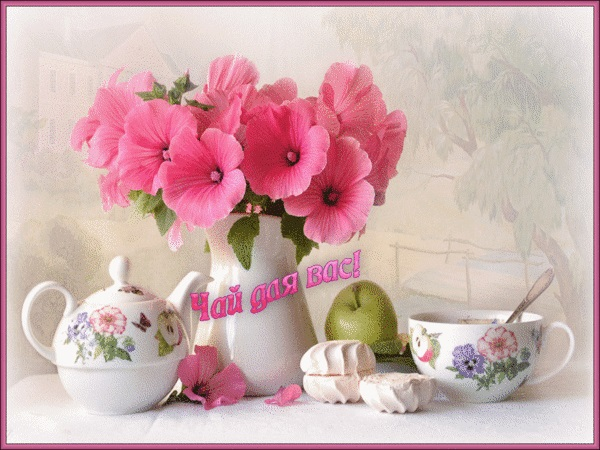 Красивые удивительные картинки с добрым утром весны в май (11)