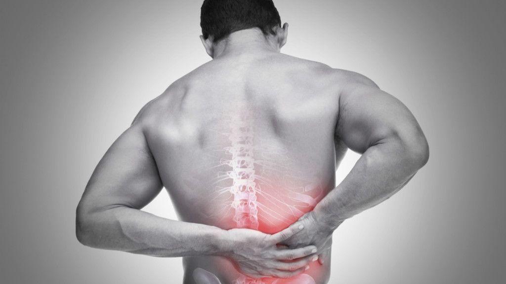 Острая боль в спине 2