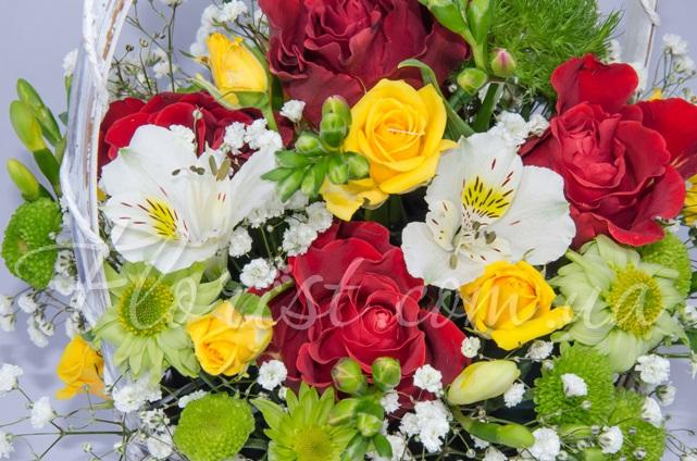 Цветы для любимой девушки, отправить картинку букетик (14)