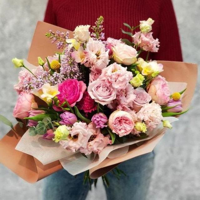 Цветы для любимой девушки, отправить картинку букетик (15)