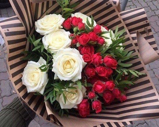 Цветы для любимой девушки, отправить картинку букетик (19)