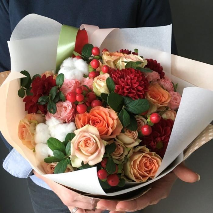Цветы для любимой девушки, отправить картинку букетик (20)