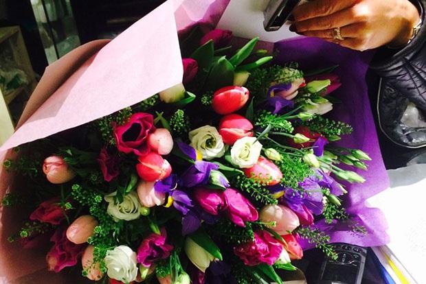 Цветы для любимой девушки, отправить картинку букетик (22)