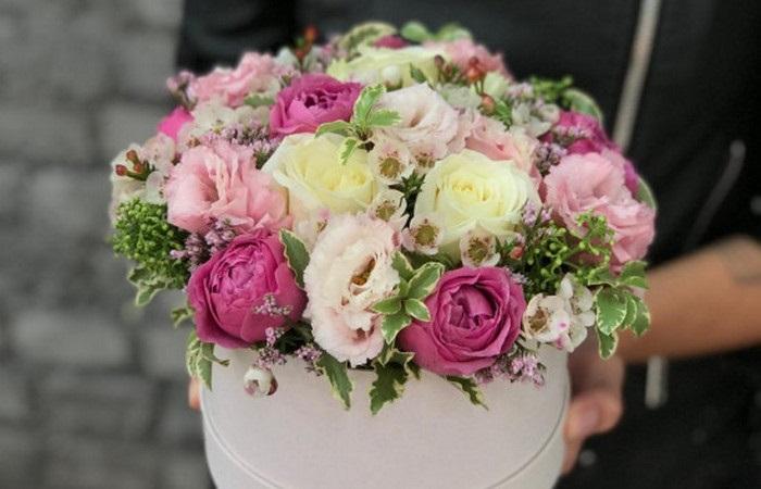 Цветы для любимой девушки, отправить картинку букетик (4)
