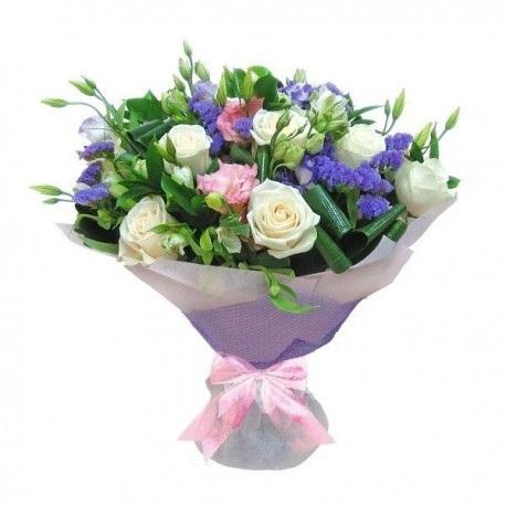 Цветы для любимой девушки, отправить картинку букетик (9)