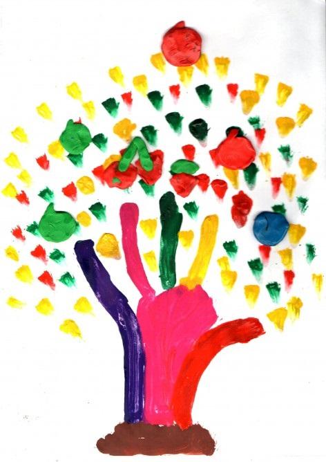 Волшебное дерево нарисовать карандашом, идеи (12)