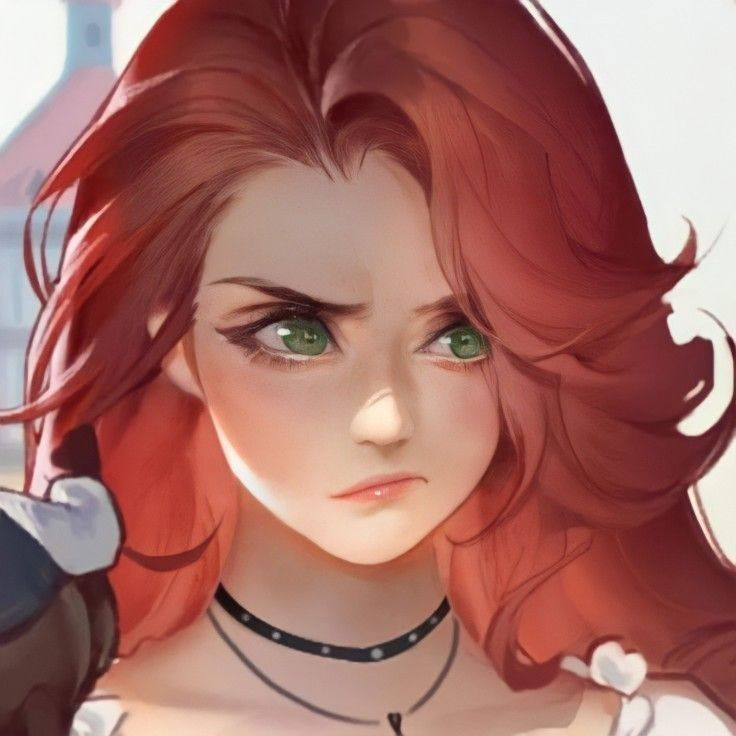 Красивый рисунок на аву девушки (26)
