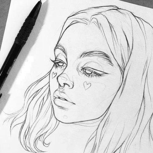 Самые новые рисунки для срисовки за 2021 год (23)