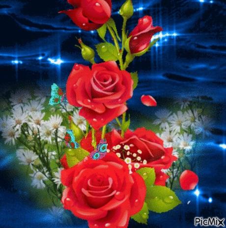 Цветы красивые картинки живые (6)