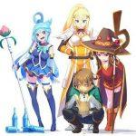 Будет ли 3 сезон аниме «Этот прекрасный мир»?