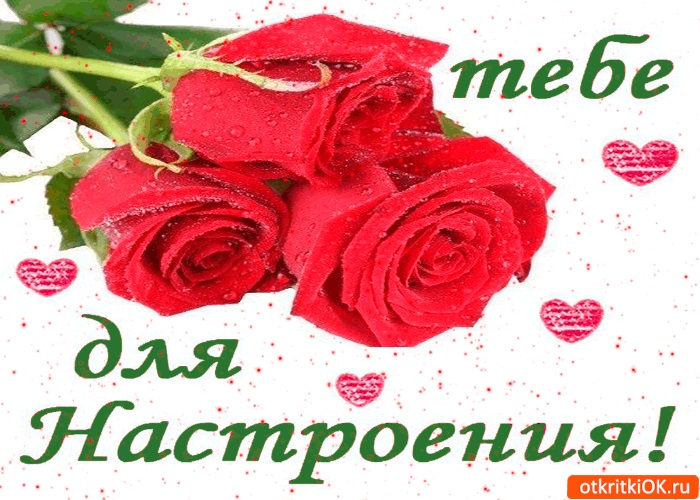 Для тебя розы - самые милые открытки букеты для девушек (16)