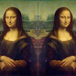 Почему отражение в зеркале отличается от картинки на фото?