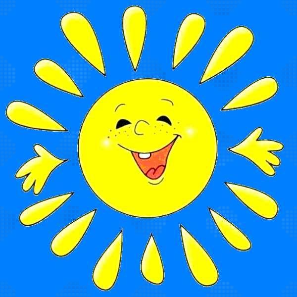 Самые красивые картинки тучки и солнышко для детей (12)