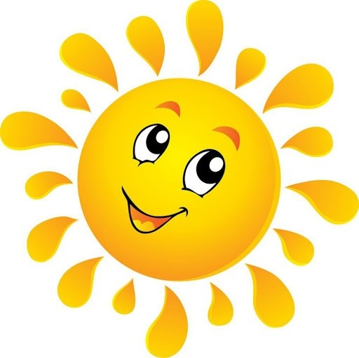 Самые красивые картинки тучки и солнышко для детей (2)