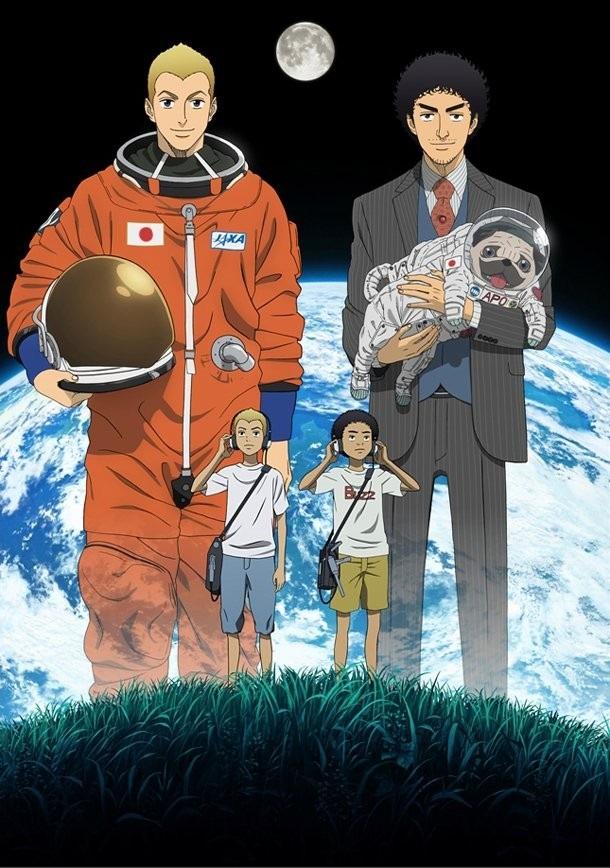 Аниме арты про космос в хорошем качестве (12)