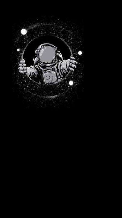Аниме арты про космос в хорошем качестве (15)