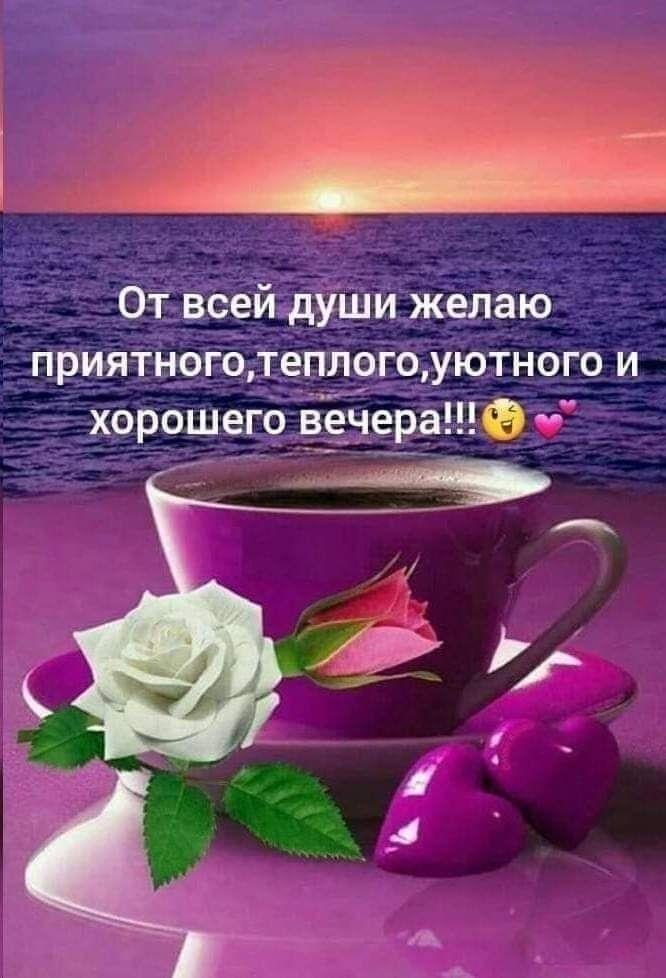 Доброго вечера друзья картинки и открытки (21)