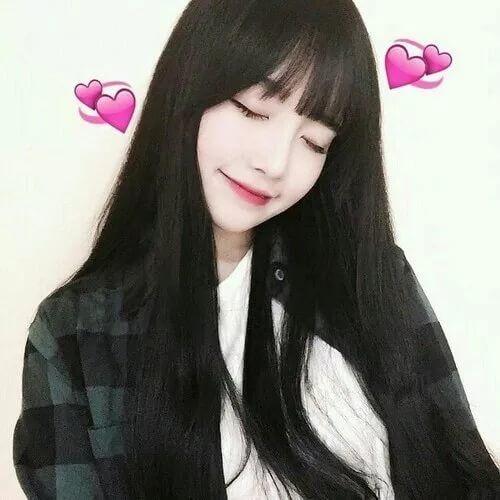 Красивые фото на аву Кореянки, очень милые (18)