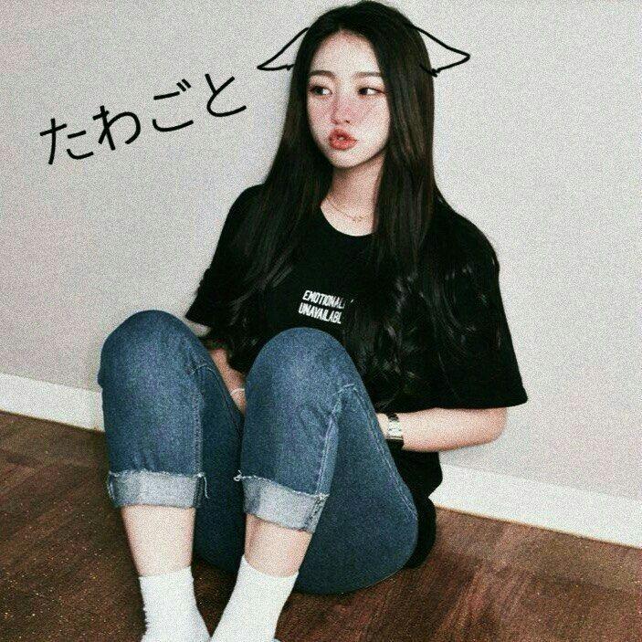 Красивые фото на аву Кореянки, очень милые (23)