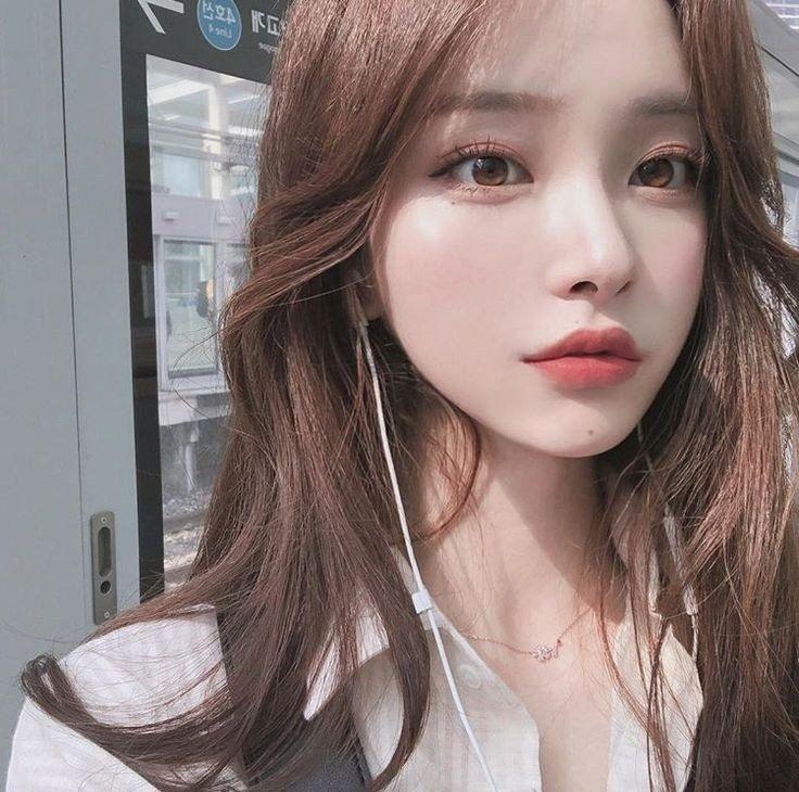 Красивые фото на аву Кореянки, очень милые (24)
