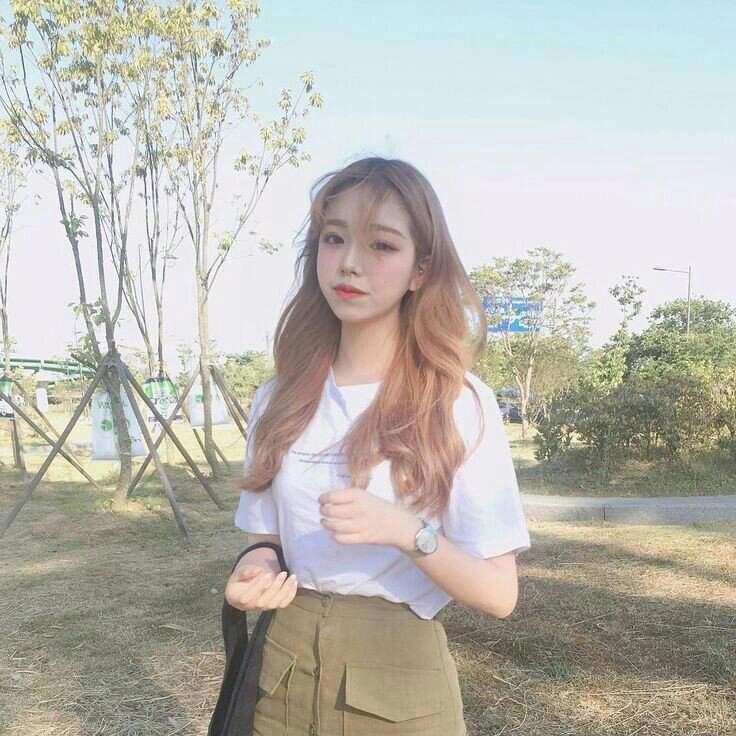 Красивые фото на аву Кореянки, очень милые (25)