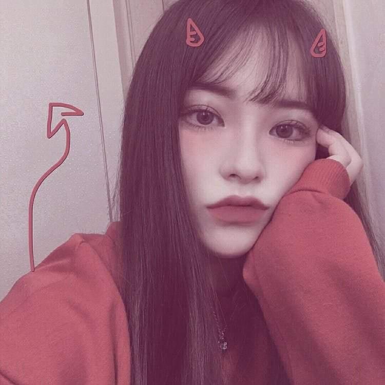 Красивые фото на аву Кореянки, очень милые (7)
