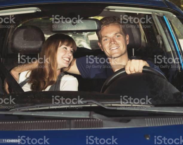 Красивые фото пар в машине ночью (17)