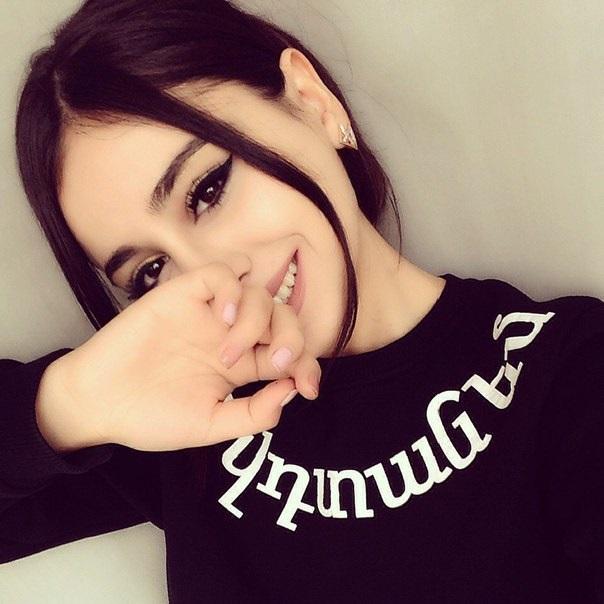 Лучшие картинки кавказских девушек на аву (10)