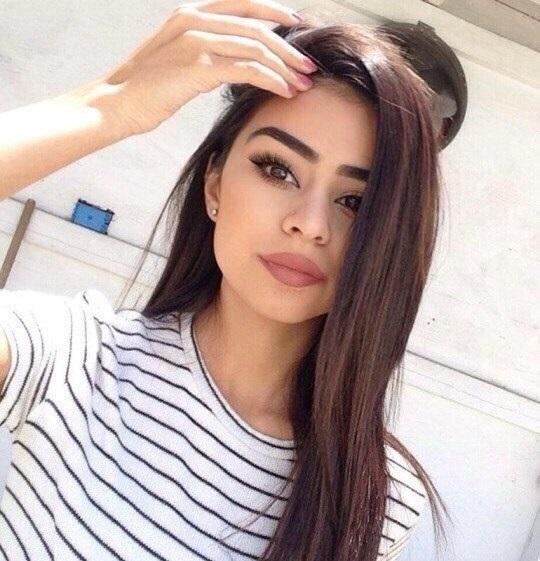 Лучшие картинки кавказских девушек на аву (2)