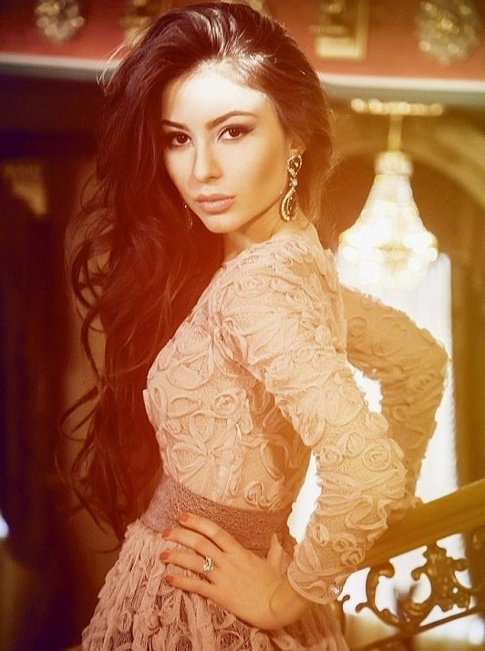 Лучшие картинки кавказских девушек на аву (3)