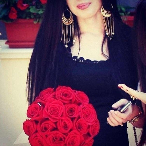 Лучшие картинки кавказских девушек на аву (8)