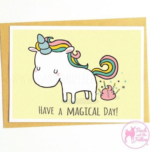 Милая открытка на День рождения тумблер (3)